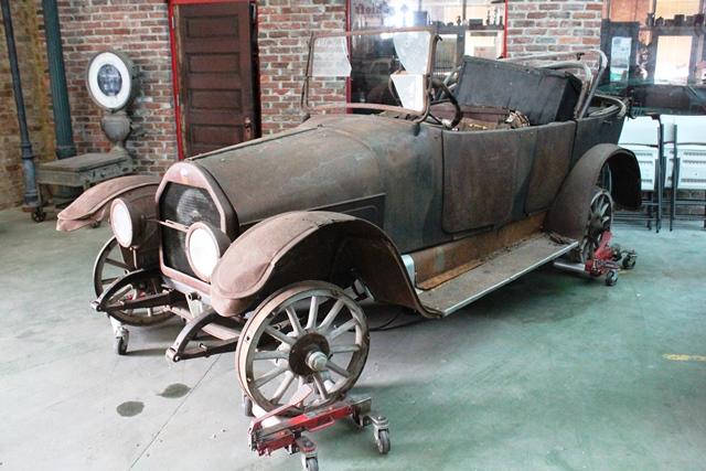 1917 willys overland touring car fantomworks. Black Bedroom Furniture Sets. Home Design Ideas