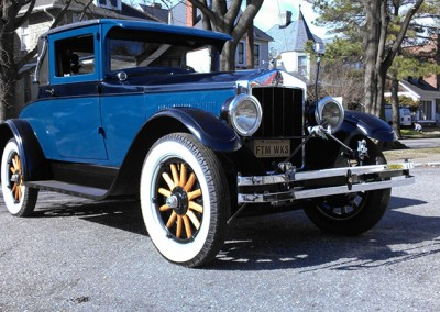 1926 Velie (60 Series Coupe)