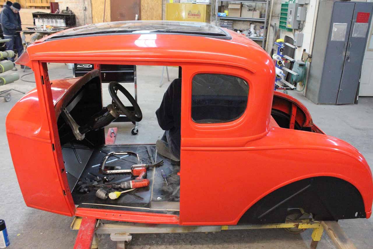High Risk Car Insurance >> 1931 Ford Model A [BF] – 05 – Body & Paint 057 | FantomWorks