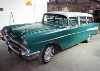 1957 Chevrolet Belair (Station Wagon)