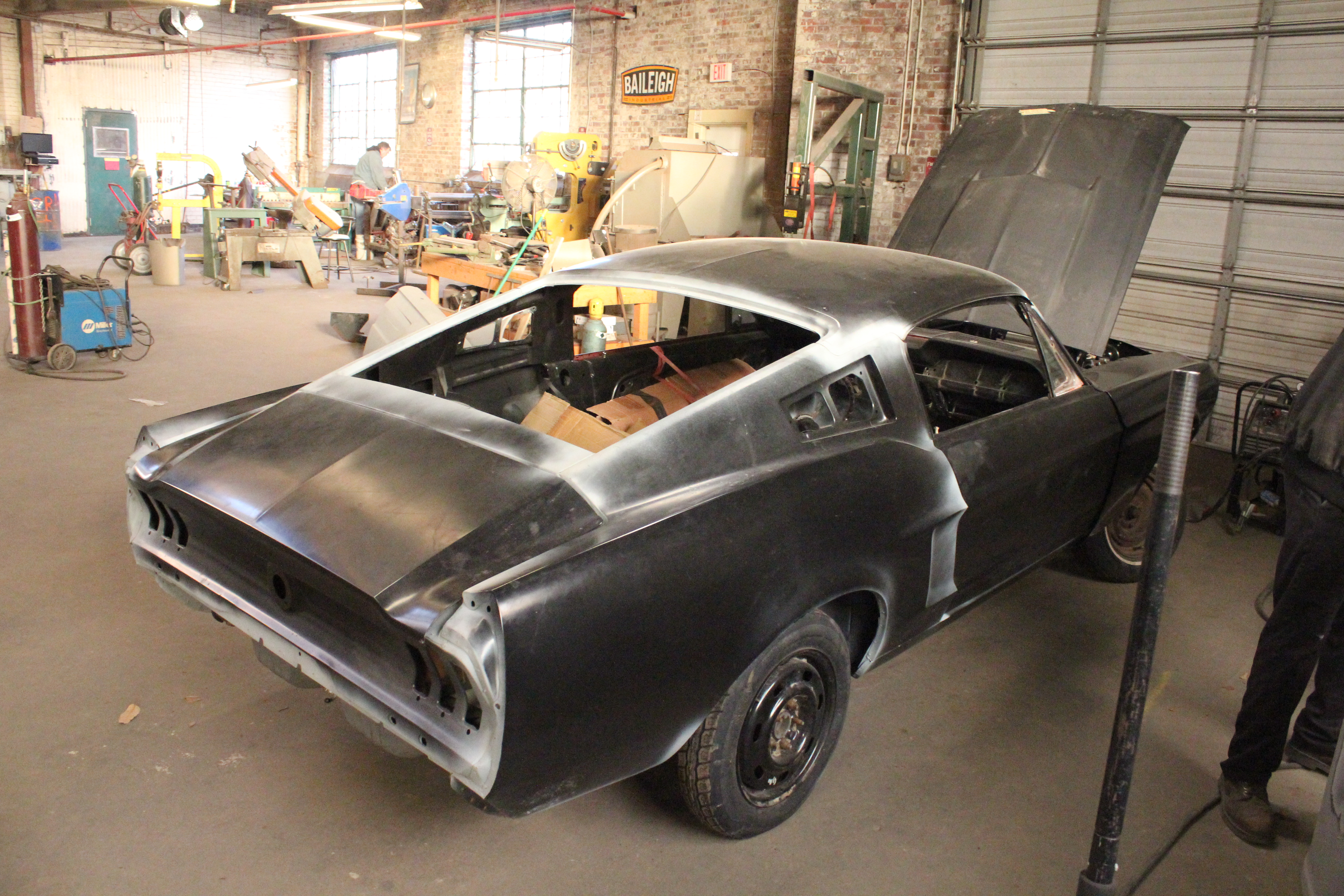 1968 mustang fastback project car for sale autos post. Black Bedroom Furniture Sets. Home Design Ideas