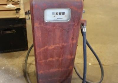 1950s Gasboy Gas Pump 100