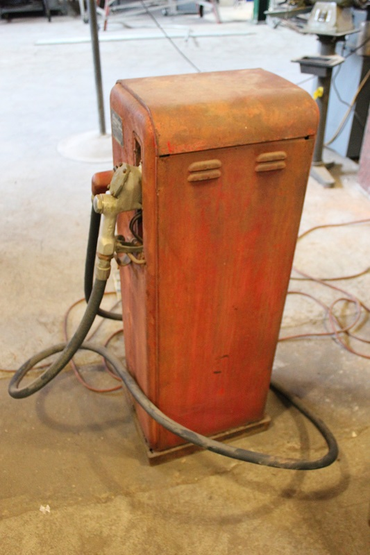 1950s Gasboy Gas Pump 100 Fantomworks