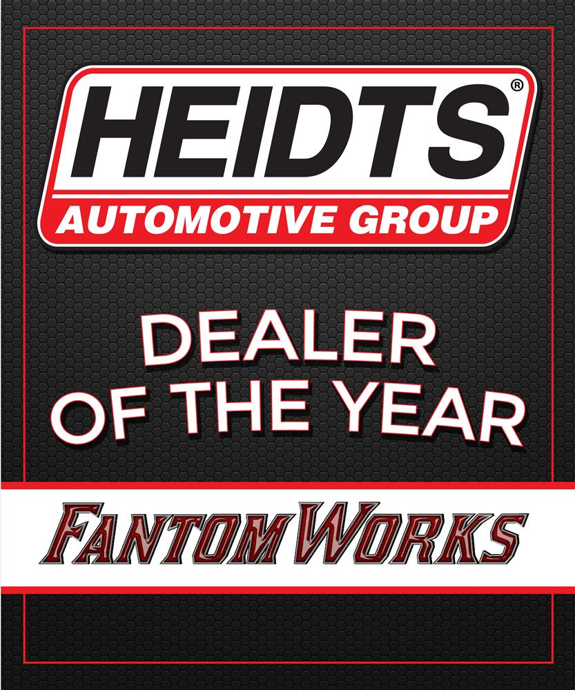 Heidts Dealer of the Year FantomWorks