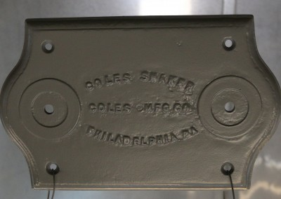 1909 Cole's Shaker