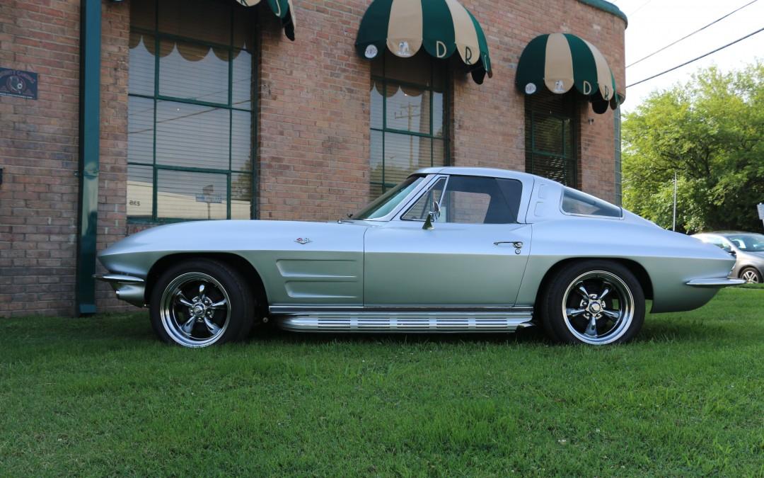 Season 3 fantomworks for 1963 corvette split window for sale canada